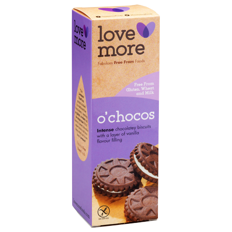 Lovemore O'Chocos Gluten Free - GIVE AWAY PRICE