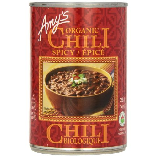 Amy's Spicy Organic Vegetarian Chilli - PRICE DROP