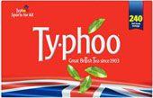 Typhoo Tea Bags 240 pack - PRICE DROP