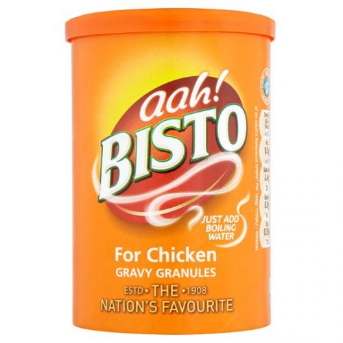 Bisto Chicken Gravy Granules Drum 170g - SPECIAL OFFER