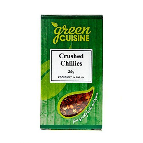 Green Cuisine Crushed Chillies
